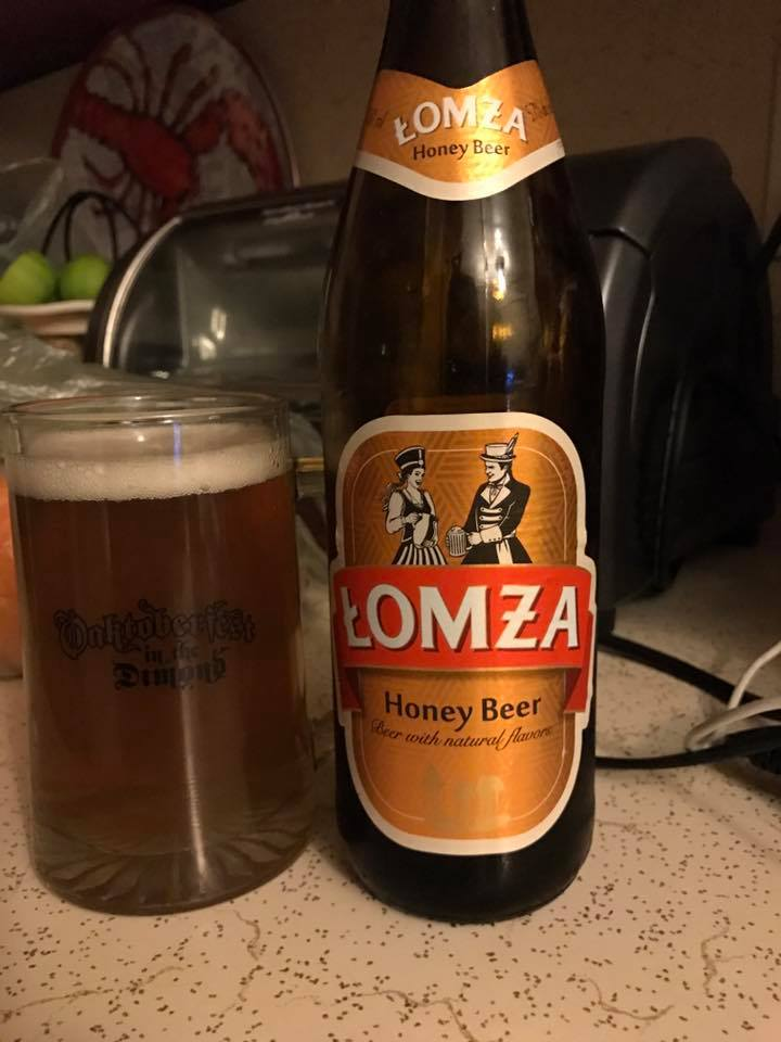 Lomza Miodowe English